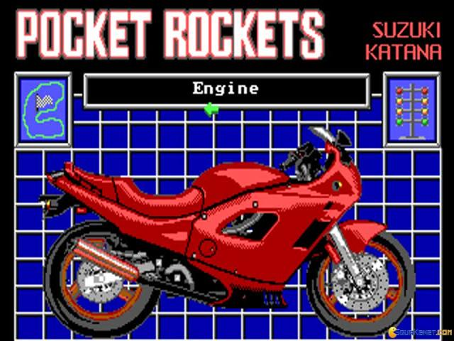 Pocket Rockets - title cover