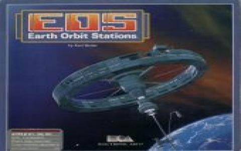 Earth Orbit Stations - title cover