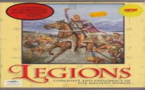 Legions - title cover