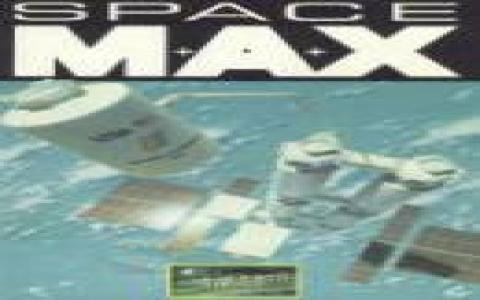 Space MAX - title cover