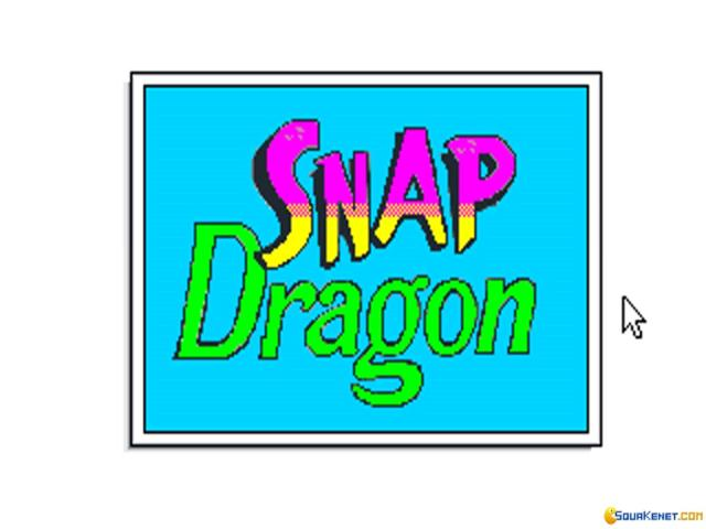 SnapDragon - title cover