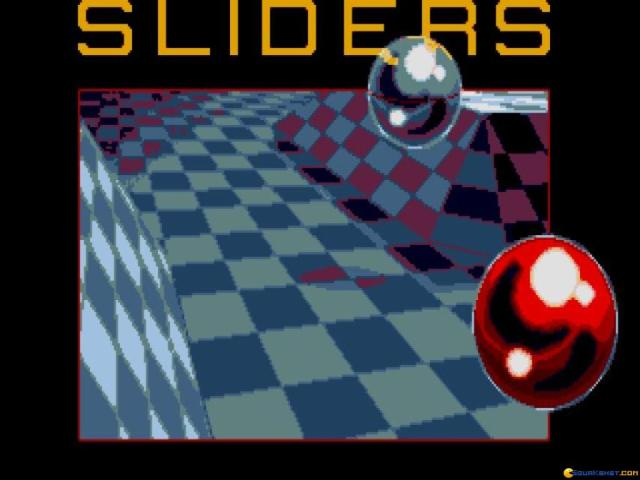 Sliders - title cover