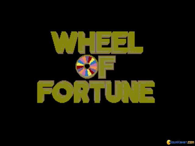 Wheel of Fortune 3rd Edition - title cover