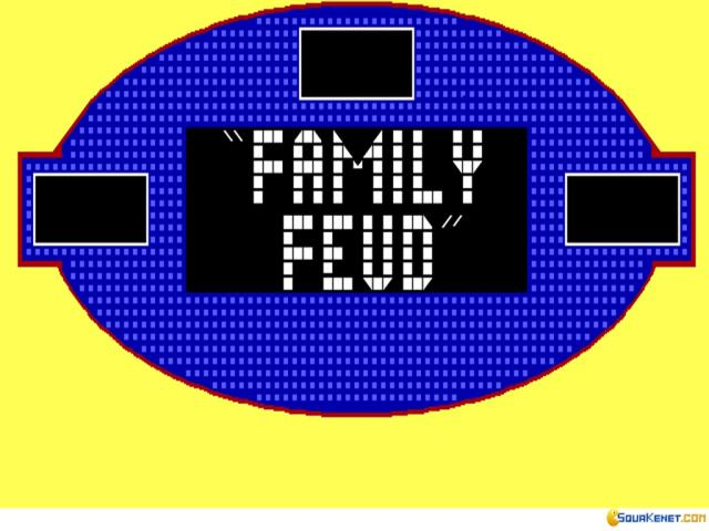 All New Family Feud - title cover