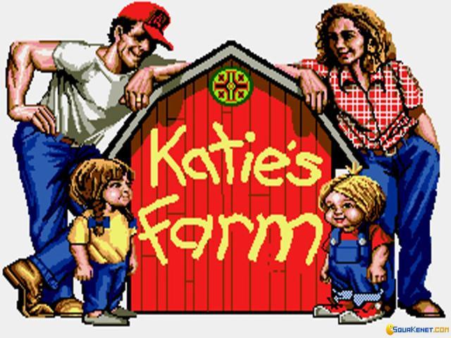 Katie's Farm - title cover