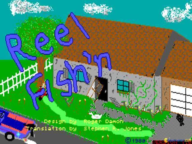 Reel Fish'n - game cover