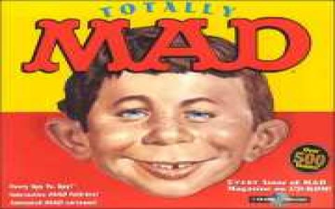Totally MAD - game cover