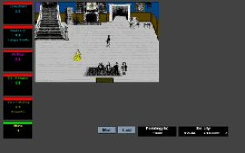 Dracula in London (Windows) - title cover