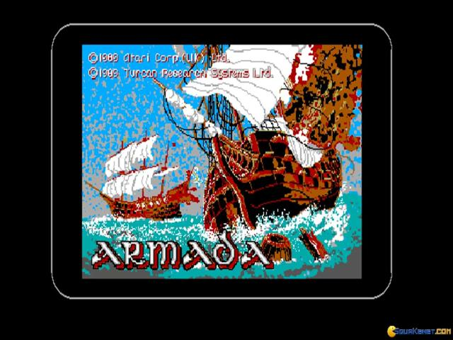 Armada - title cover