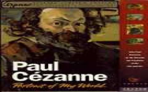 Paul Cezanne: Portrait of My World - title cover