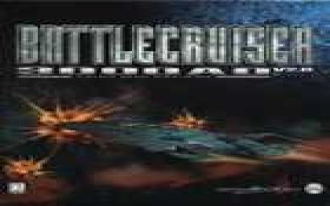 Battlecruiser 3000AD V2 - title cover