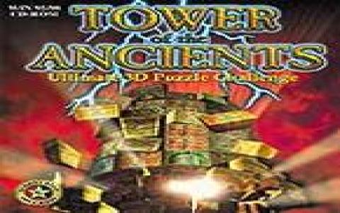 Tower of The Ancients - title cover