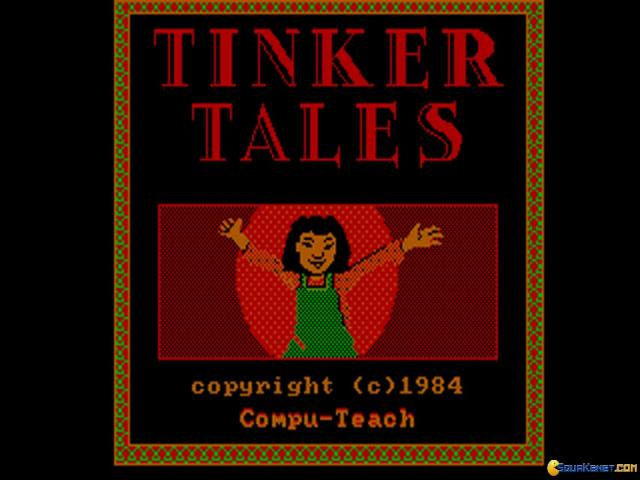 Tinker Tales - title cover