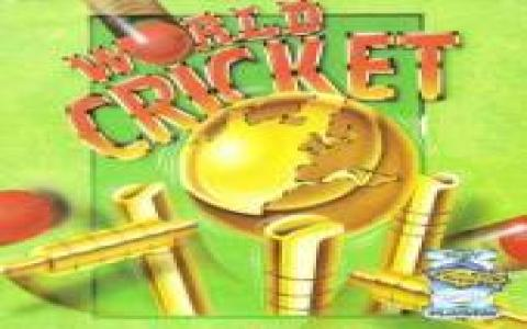 World Cricket - game cover