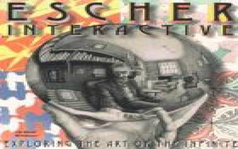 Escher Interactive - game cover