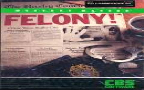 Felony - title cover