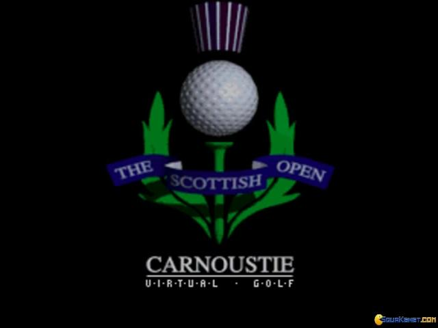 Scottish Open - title cover