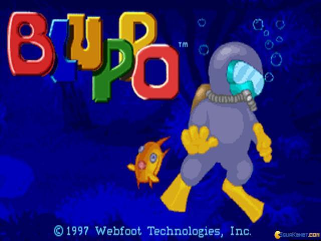 Bluppo - title cover