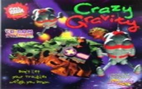 Crazy Gravity - game cover