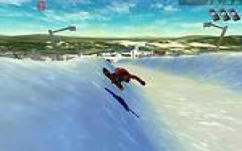 Virtual Stratton - game cover