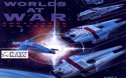Worlds at War - title cover