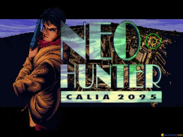 Neo Hunter - title cover