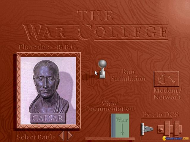 War College - game cover