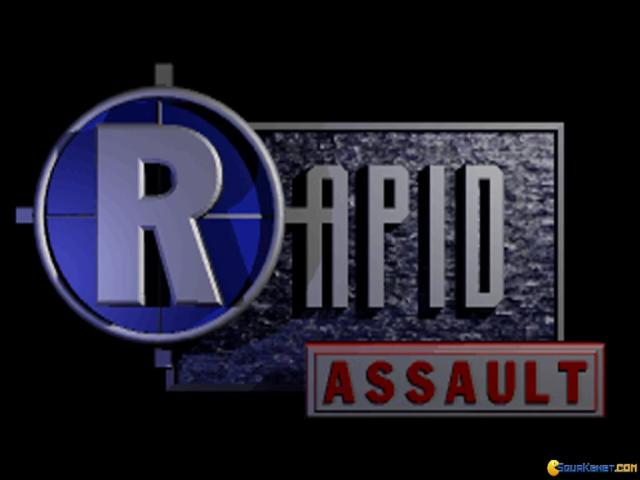 Rapid Assault - game cover