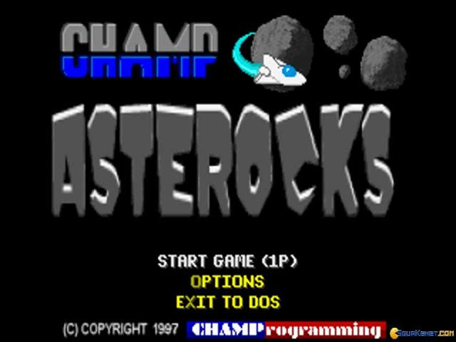 CHAMP Asterocks - title cover