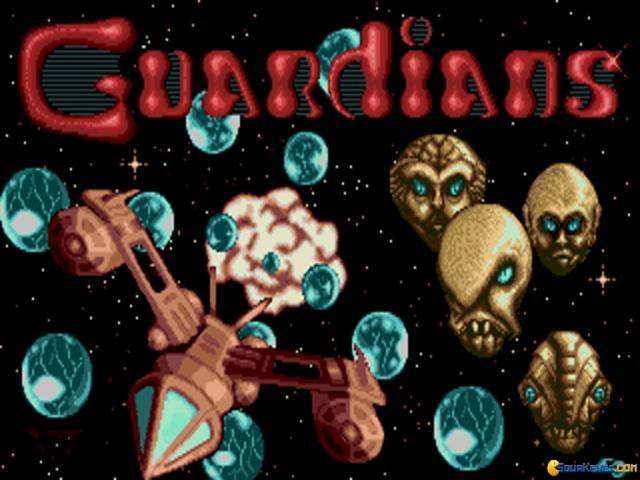 Guardians - title cover