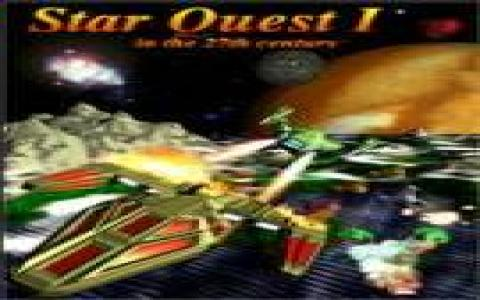 Star Quest I in the 27th Century - title cover