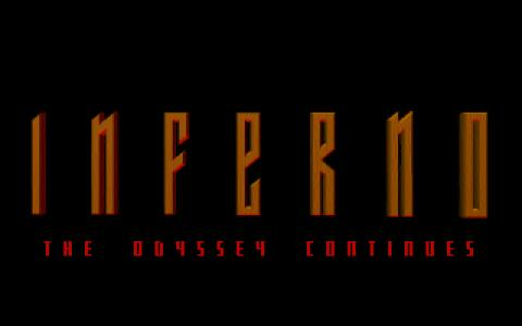 Inferno - game cover
