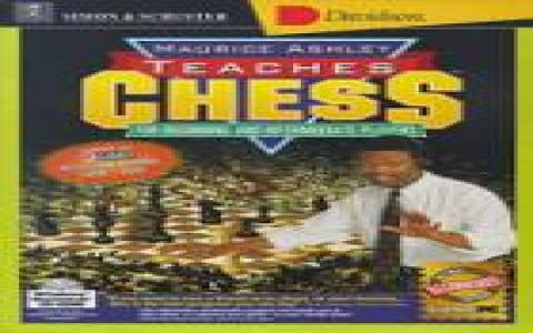 Maurice Ashley Teaches Chess - title cover