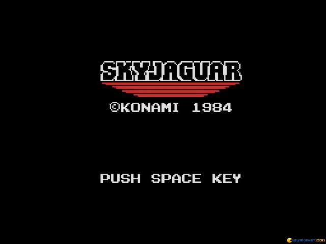 Sky Jaguar - title cover