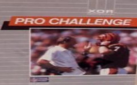 PRO Challenge - game cover