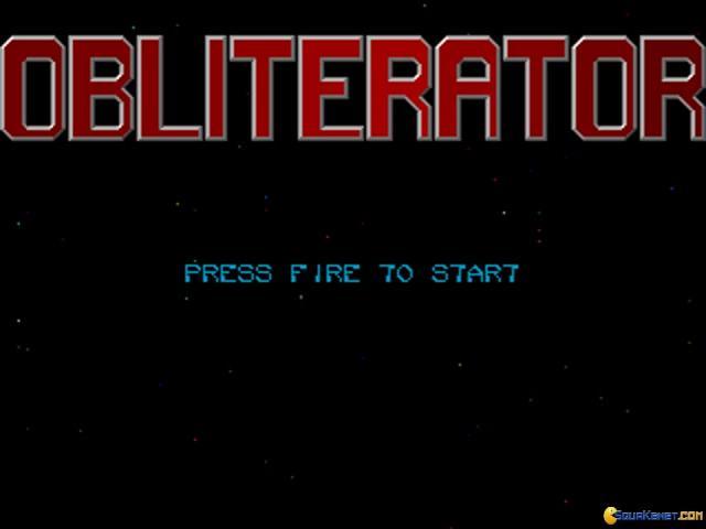 Obliterator - title cover