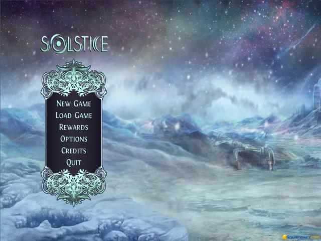 Solstice - title cover