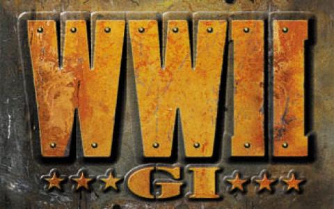 World War II GI - title cover