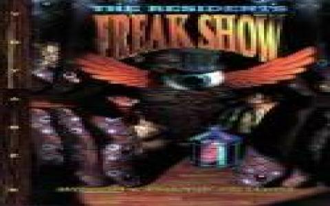 Residents: Freak Show, The - title cover