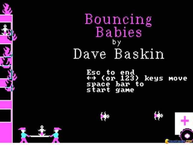 Bouncing Babies - title cover
