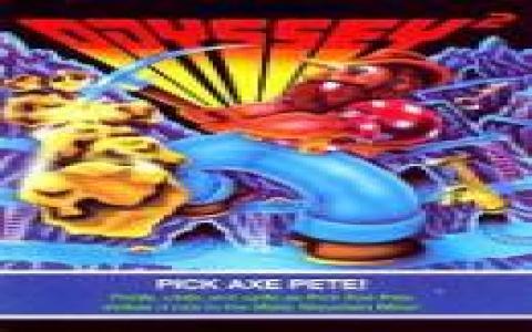 Pickaxe Pete! - game cover