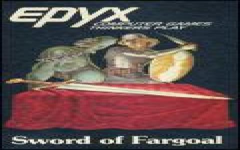 Sword of Fargoal - game cover