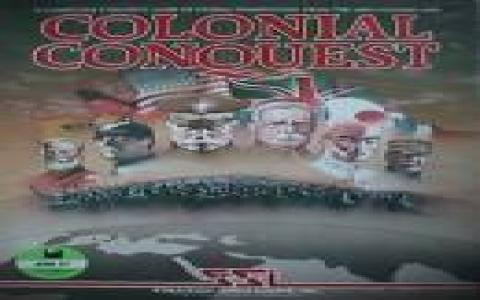 Colonial Conquest - game cover