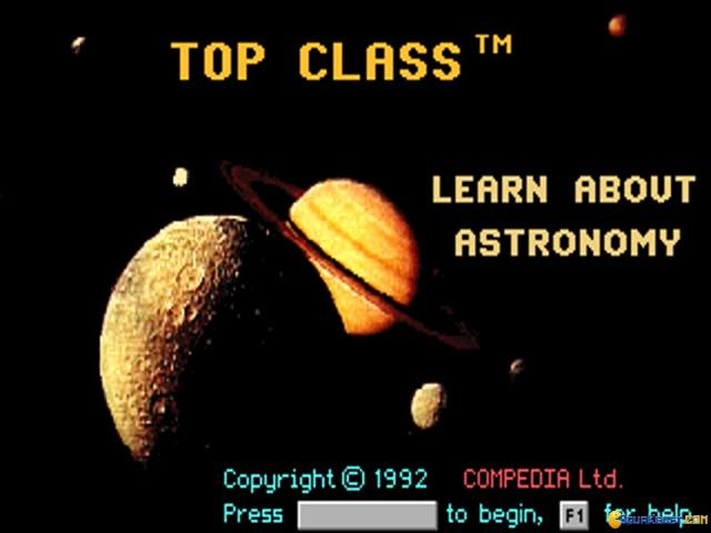 Learn about Astronomy - title cover