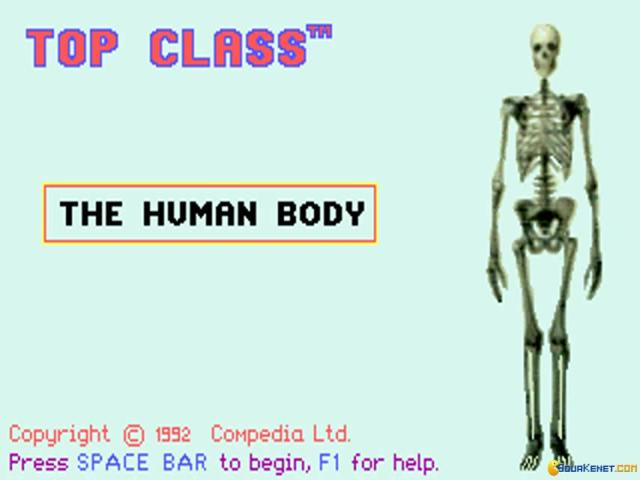 Learn about the Human Body - title cover