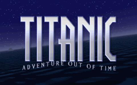 Titanic: Adventure Out of Time - title cover