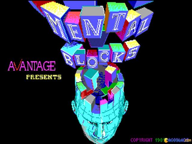 Mental Blocks - title cover