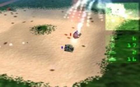 Tanks 3D - title cover