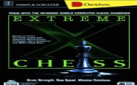 Extreme Chess - game cover
