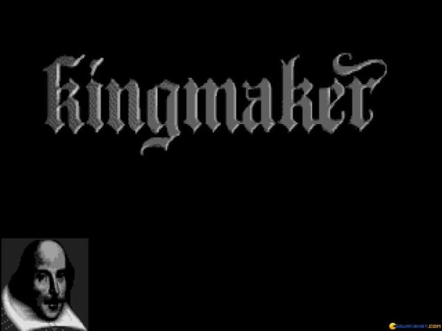Kingmaker - game cover